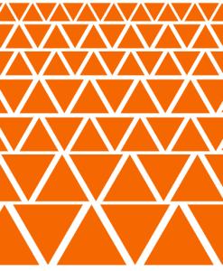 Preslikač Trikotniki različnih velikosti